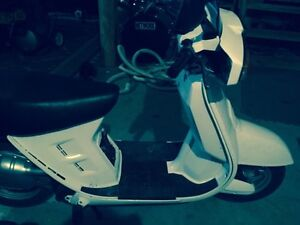 Trade 80cc scooter for a 50cc scooter
