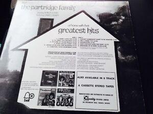 1972 the partridge family LP Gatineau Ottawa / Gatineau Area image 2