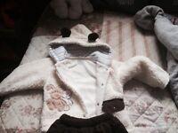 Vêtement d'hiver pour bébé