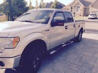 2010 f150 crew cab 4x4 rough condition for trade