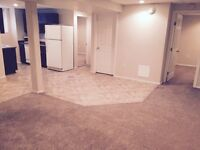 Sutherland Basement Suite Available Oct 15th