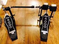 DW 4000 Double Pedals a vendre/for sale