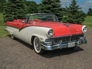 LOOKING  FOR A  1956 Sunliner Convertible