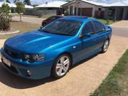 2006 BF mkII XR8 Burdell Townsville Surrounds Preview