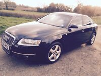 Audi A6 Auto Diesel 2.0 tdi Black lovely car!