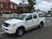 Toyota Hilux 4 x 4 dual cab West Hobart Hobart City Preview