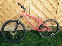 GT Chucker XS Point Two Jump / Mountain Bike Parts for spares or repair
