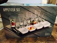 Appetizer Set for Sale! Never used!