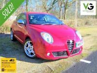 Alfa Romeo Mito 1.3 JTDm 95 Bhp Veloce
