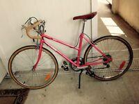 AWESOME Vintage GIANT Road Bike!!!