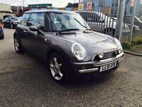 MINI ONE 1.6, 3 DOOR HATCH, 10 MONTHS MOT