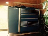 Matco 6 toolbox in excellent condition