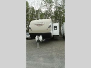 2019 Forest River RV Wildwood 36BHBS
