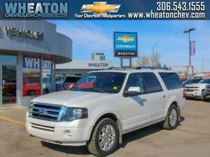 2012 Ford Expedition Max LIMITED *LEATHER-REMOTE START*