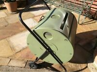 Garden Composter on wheels barrel type / Great condition £40 ono