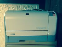 Colour Printer, triple ink pack, scanner and Laminator