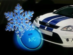 Vehicle Air conditioning refill - remplissage a/c vehicule