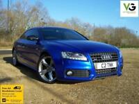 Audi A5 2.0 TFSI 211PS Quattro S Line Special Ed