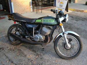 WANTED KAWASAKI TRIPLES (3 cylinders)