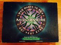 Who Wants to Be a Millionare original board game