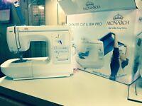 Monarch sewing machine