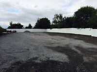 Open Storage Yard To Let | May Split