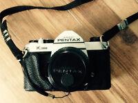 Pentax K1000 Manual Camera