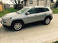 2014 Jeep Cherokee Limited SUV, **PRIVATE SALE** **REDUCED**