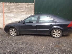 Ford Mondeo for sale!! Cheap car