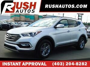 2017 Hyundai Santa Fe Sport Sport  *$0 DOWN* $139 B/W APPLY NOW