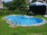Pool Maintenance (Chemical and Cleaning)