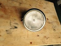 Harley headlight