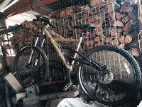 For sale: Columbia mountain bike parts