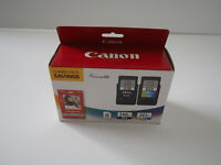 Canon Printer Ink PG-240XL/CL-241XL with Glossy Photo paper