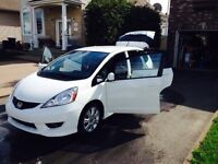 Wow Honda fit 49.000km condition show rom