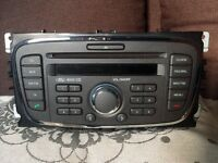 Genuine Ford Focus, S Max, Galaxy CD Player Head Unit 7M5T-18C815-BA Immaculate!