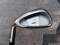 Taylormade rac left-handed irons
