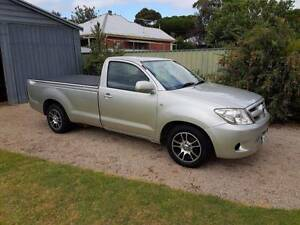 2005 Toyota Hilux 4.0 litre GGN15R Single Cab Utility Payneham Norwood Area Preview
