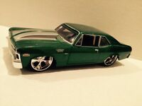 Very rare Old model Chevy Nova