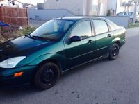 2000 Ford Focus - Price Reduced!