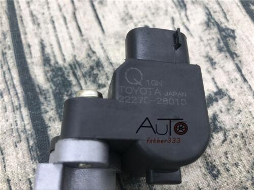 22270-28010 Idle Air Control Valve For Toyota 01-04 Highlander 2.4L RAV4 2.0L L4