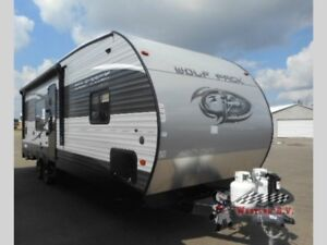 2016 Forest River RV Cherokee Wolf Pack 24PACK14