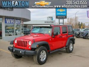 2014 Jeep Wrangler Unlimited UNLIMITED SPORT *NEW DURATRAC TIRES