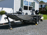 Lowe Bass Boat, Excellent condition for Sale