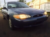 FORD ESCORT 1999 LADY DRIVEN!!!