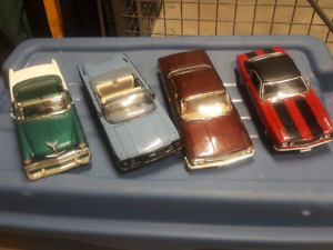 Vintage Collectors Cars Scale 1:18!!!