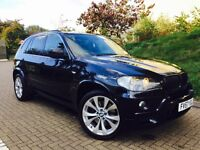 2008 57 BMW X5 M SPORT 3.0 SD HUGE SPEC LOW MILES