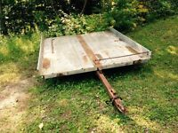 Double trailer for sale