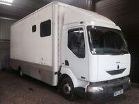 Renault Race truck conversion