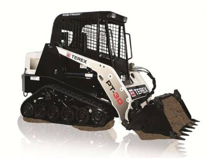 Pt-30 Skid steer/posi track for hire